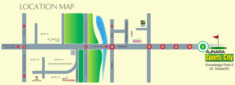 ajnara-sports-city-locationmap