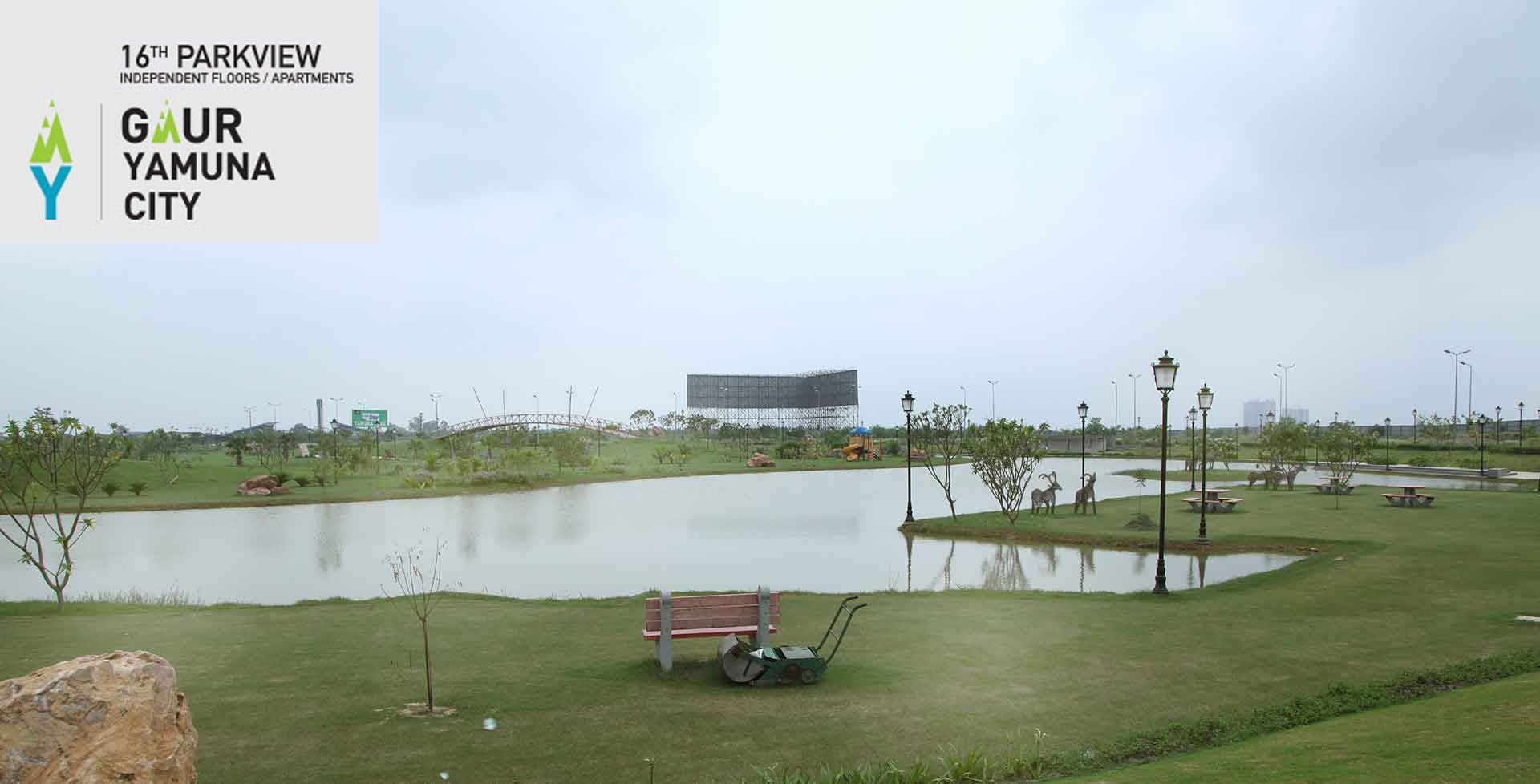 Gaur Yamuna City 16 Parkview