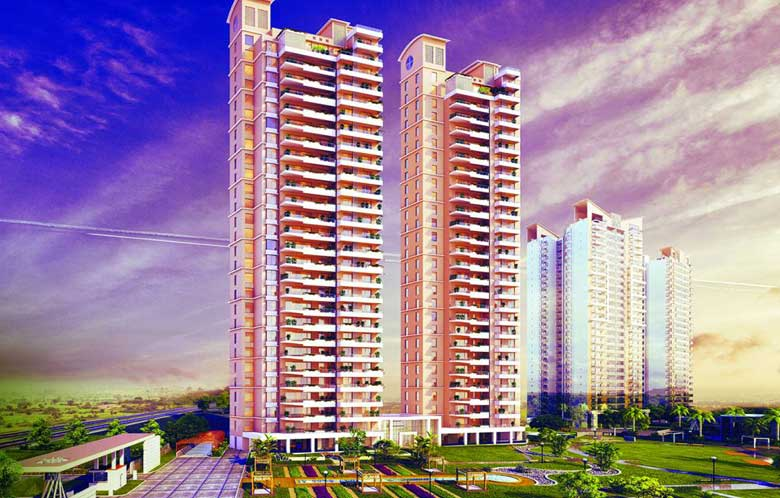 Gaur Platinum Tower