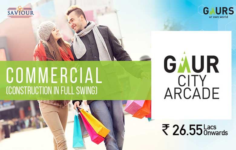 Gaur City Arcade