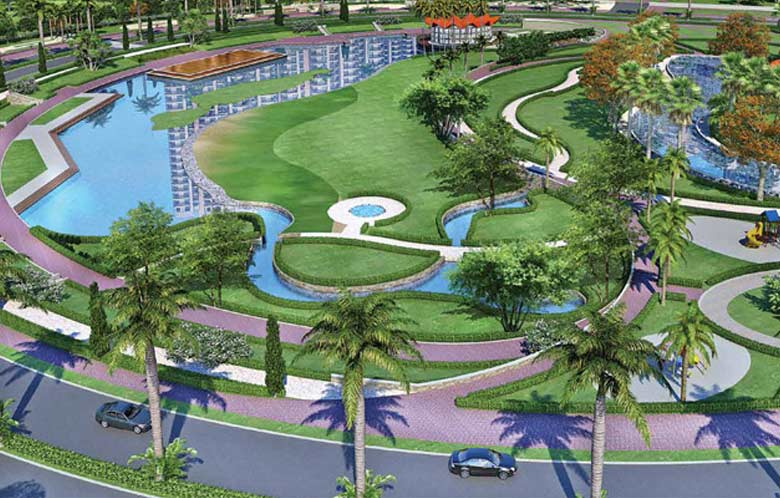 Gaur Yamuna City 2nd Parkview Villas