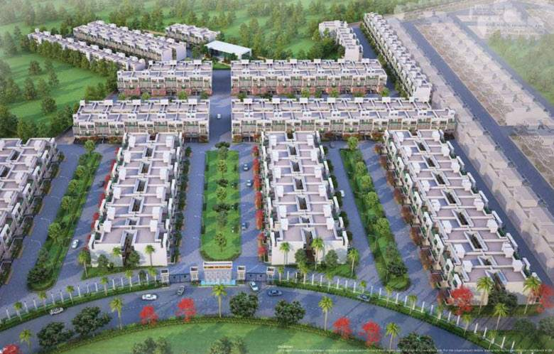 Gaur Yamuna City 32nd Parkview Plots