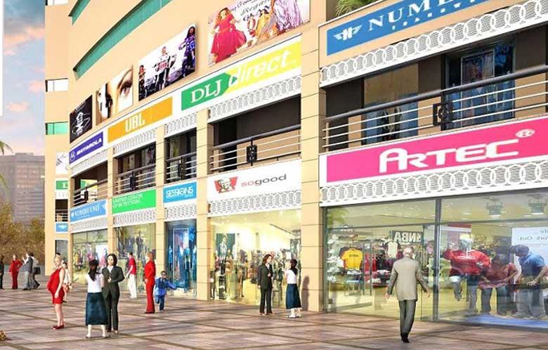 Gaur Sportswood Arcade