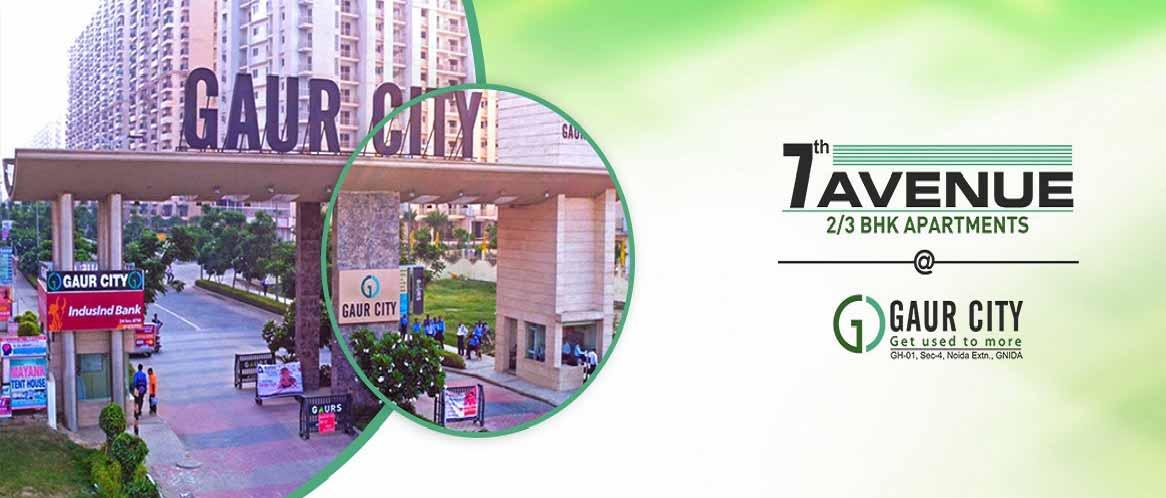 Gaur City 7th Avenue