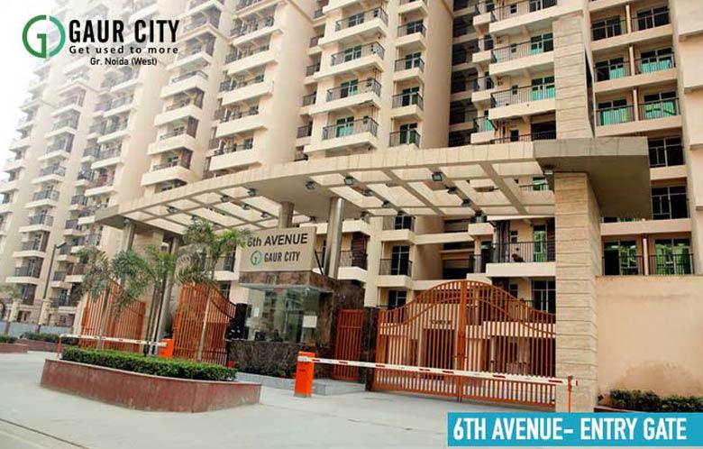 Gaur City 6th Avenue