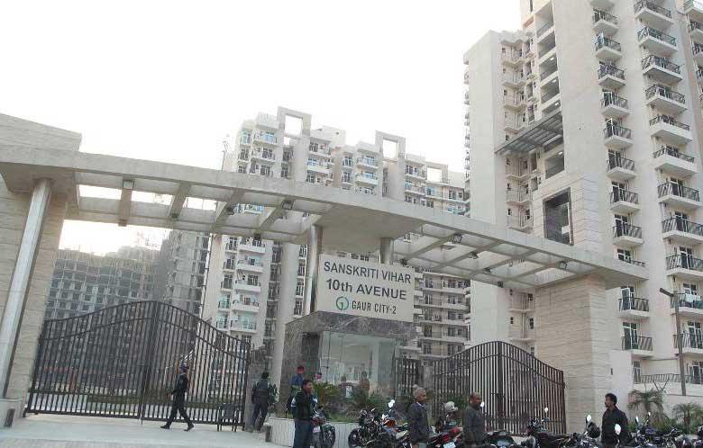Gaur City 10th Avenue