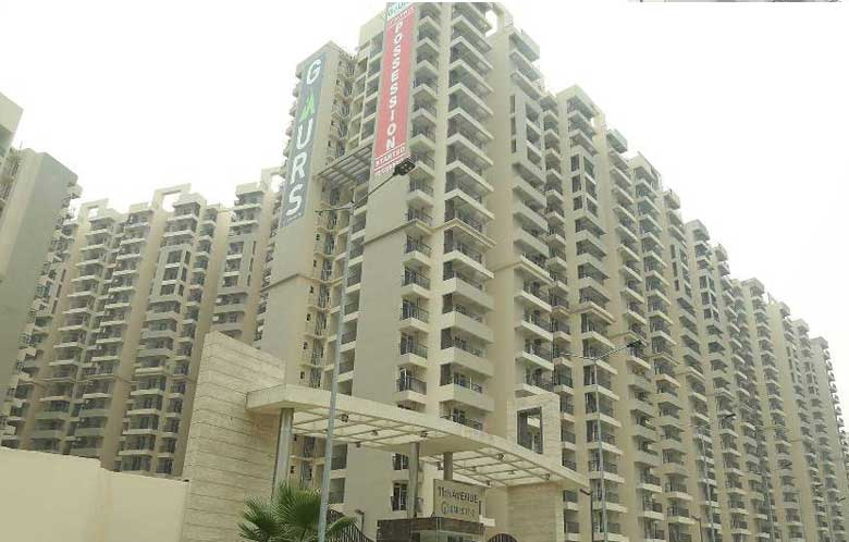 Gaur City 11th Avenue