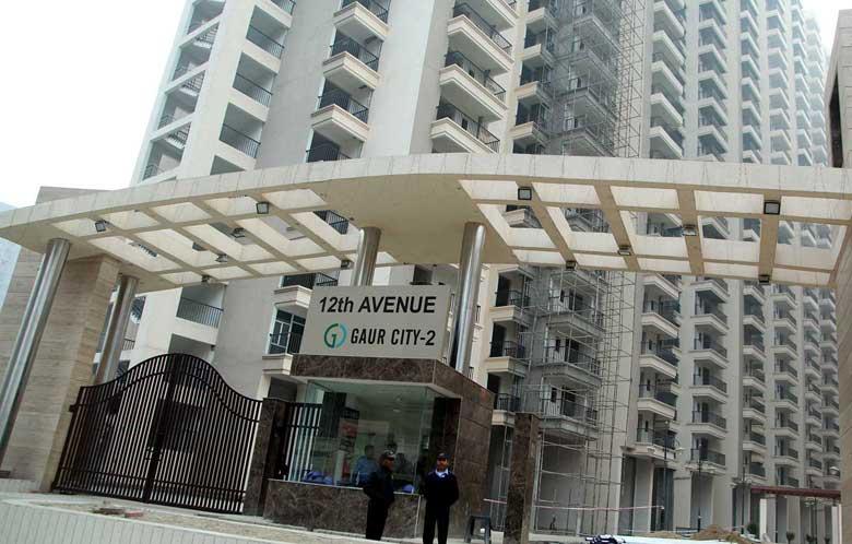 Gaur City 12th Avenue