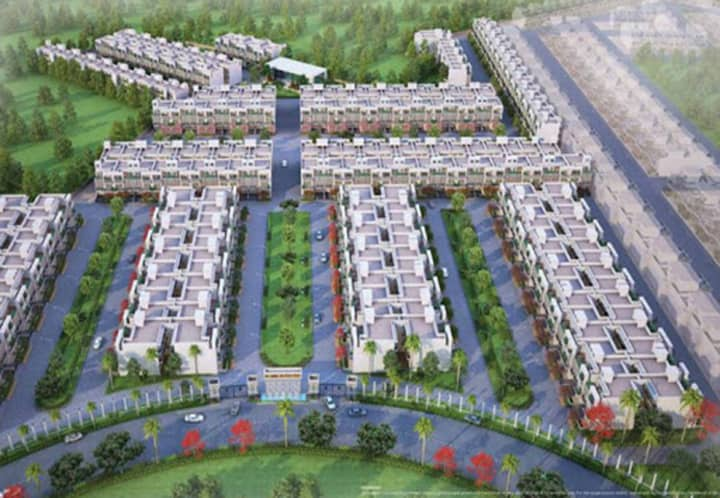 GYC Aero Villas 7th Parkview Residential Plots