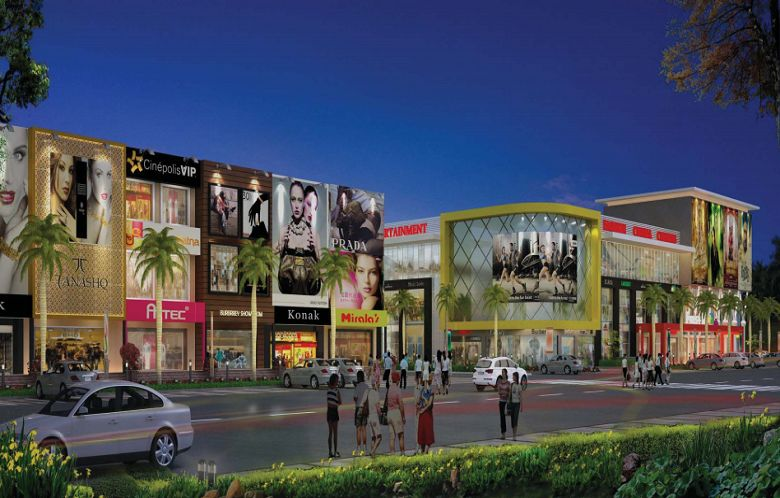GYC Aerocity Commercial Plots